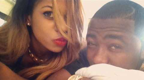 Ice prince and girlfriend quits relationship