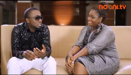 VIDEO-I won't be living chocolate city-Ice prince