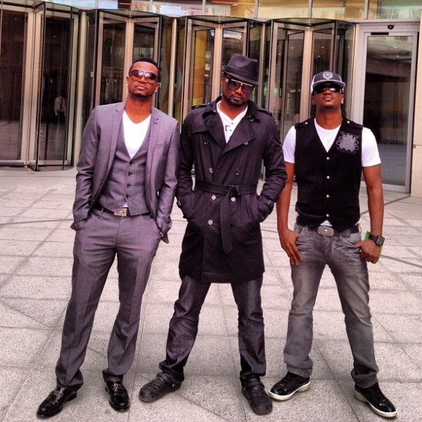 'I Won't Sign Any Artiste Until Psquare Stops Singing' – Jude Okoye
