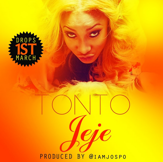 NEW SONG: Tonto Dike-Jeje