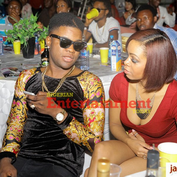 Fashion Faux Pas: Skales, Why Are You Wearing A Blouse?